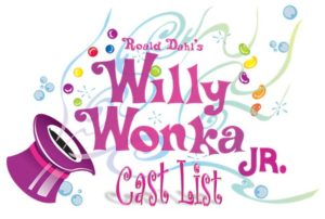 Willy Wonka, Jr Cast list Announced